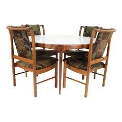 Marble Top Dining Set, Lane 'Rhythm' Series, 1960s