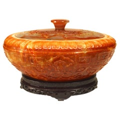Chinese Export Serving Bowls