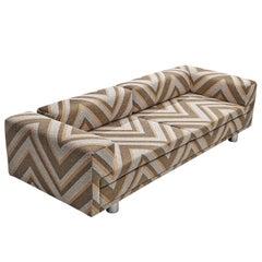Howard Keith Reupholstered 'Diplomat' Sofa