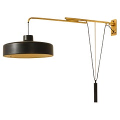 Adjustable Sconce #149/N by Gino Sarfatti for Arteluce