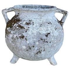 Willy Guhl Urn Cauldron Planter