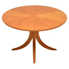 1960's Vintage 'Alma' Coffee Table in Elm