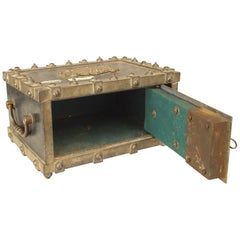 French Victorian Royal Strong Box