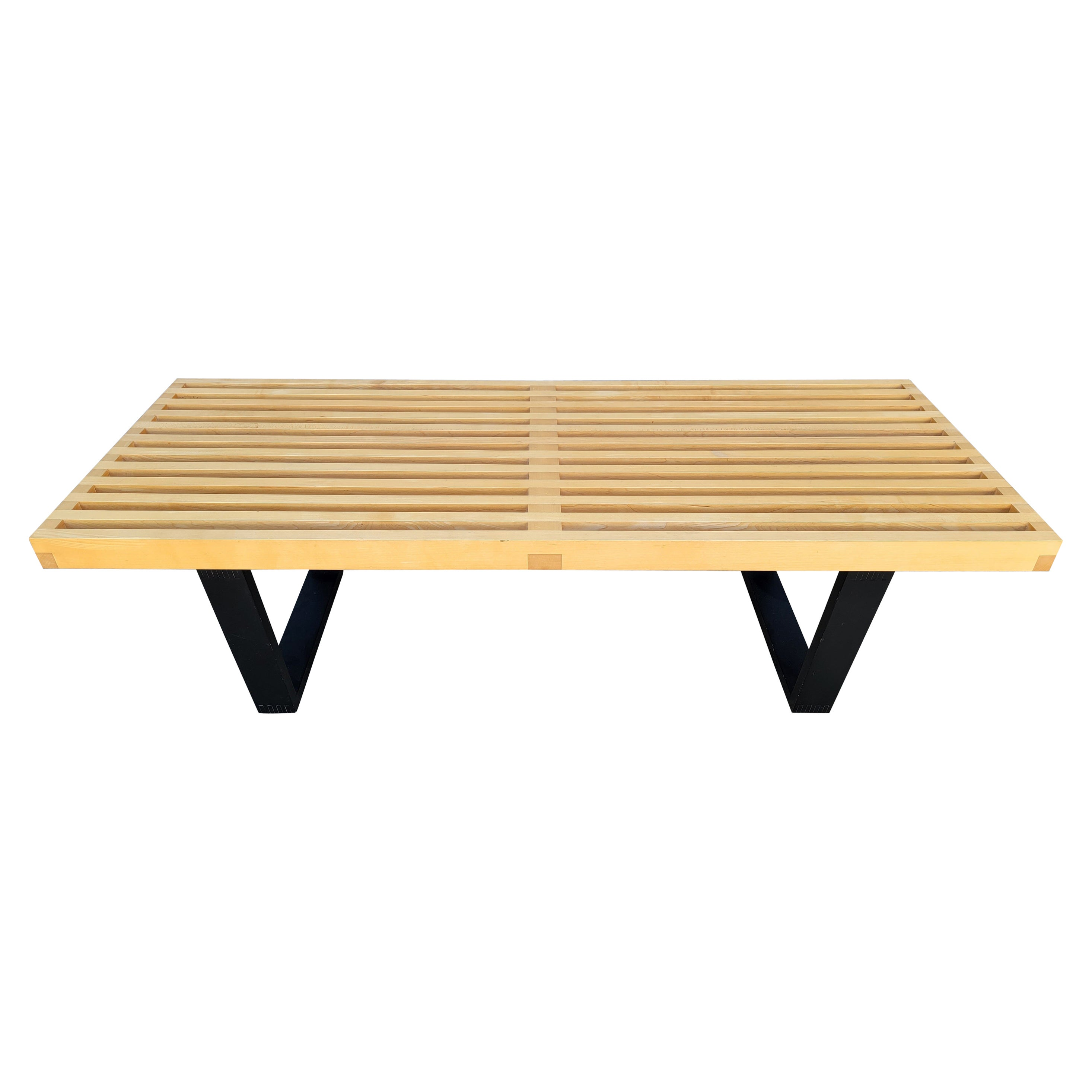 Platform Bench / Coffee Table by George Nelson for Herman Miller