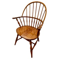 Hand Carved Windsor Chair