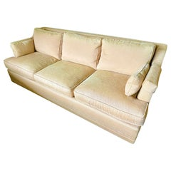 Vintage Baker Three Seat Sofa