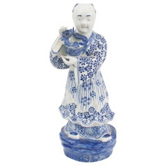 Chinese Porcelain Traditional Figures