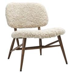 Swedish Mid-Century Modern Chair by AB Diö Slöjd och Möbler, Sweden, 1950s