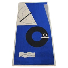 Large Eileen Grey Designed Carpet 'Méditerranée', ECART Paris