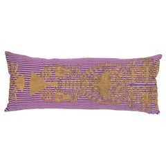 Antique Ottoman Turkish Pillow Case, Early 20th C.