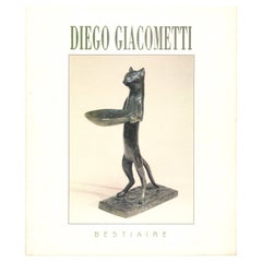DIEGO GIACOMETTI, Bestiaire Catalogue, 20th Century Animal Sculpture