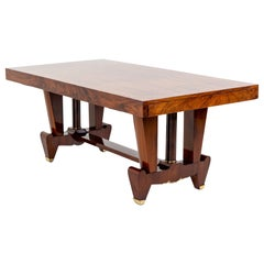 Art Deco Dining Table, France Around 1920