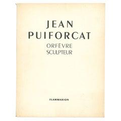Jean Puiforcat, Orfevre Sculpteur, Art Deco Silversmith