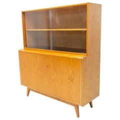 Mid Century Bookcase by Hubert Nepožitek & Bohumil Landsman for Jitona, 1960s