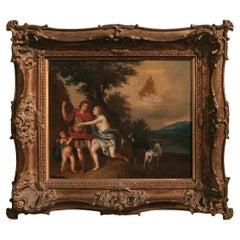 18th Century Oil Painting from the School of Jan Van Neck