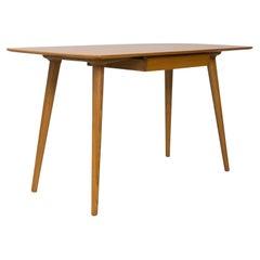 Desk, Elm Wood, Osvaldo Borsani, 1953