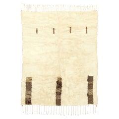 Mid-Twentieth Century Moroccan Berber Carpet