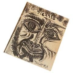 """""""Picasso Theatre"""" Book by Douglas Cooper"""