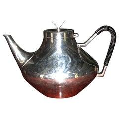 John Prip Designed Reed & Barton 'Denmark' Silver Plate Tea Pot