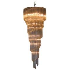 Spiral Chandelier by Fabio Ltd.