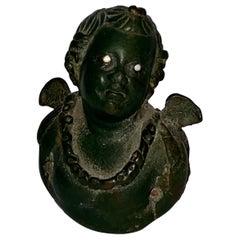 Roman Bronze & Lead Steelyard Weight