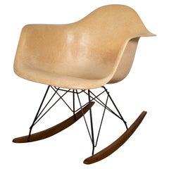 Eames Molded Fiberglass RAR Rocking Chair by Herman Miller, c.1950s