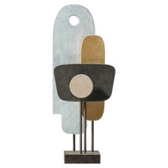 Contemporary Leather Sculpture, Tabou 1 by Stephane Parmentier for Giobagnara