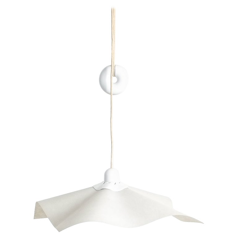 Mario Bellini Counterweight Pendant Lamp Area 50 by Artemide, Italy, 1976 For Sale