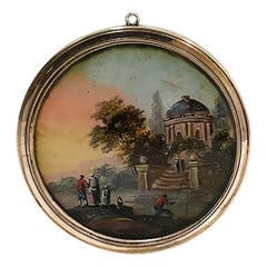 18th / Early 19th Century Miniature Painting