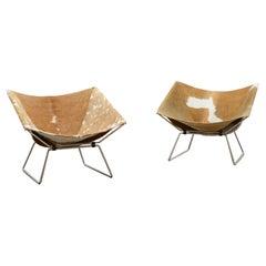 "AP14 Lounge Chair ""Anneau"" by Pierre Paulin for AP Originals 50s"