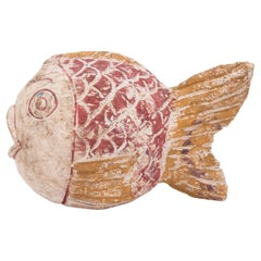 Chinese Painted Lucky Fish