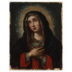 18th Century the Immaculate Conception, Unsigned