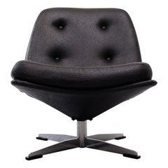 Swivel Chair Designed by Gillis Lundgren for Ikea in the 1960s, Model Mila