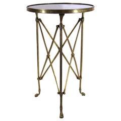Maison Jansen Style French Gueridon Side Table
