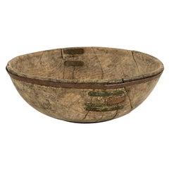 Swedish Root Wood Bowl