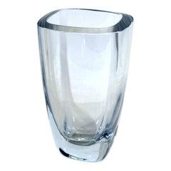 Strombergshyttan Swedish Modern Glass Vase