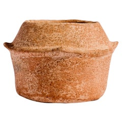 Freckles Terracotta Pot Made of Clay, Handcrafted by the Potter Raja