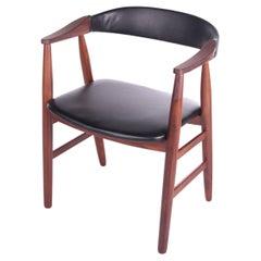 Vintage Danish Design Office Chair from Farstrup, Denmark 1960
