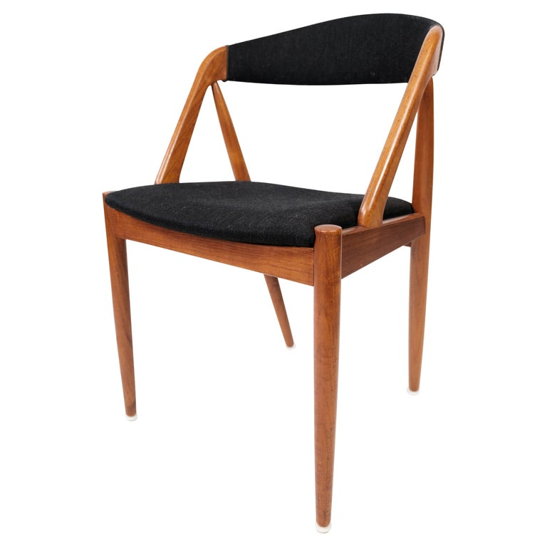 Dining Room Chair, Model 31, Designed by Kai Kristiansen in 1956 For Sale