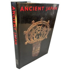 Ancient Japan Hardcover Art Book by Richard J. Pearson