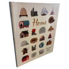 Home Book by Carson Ellis Art Book