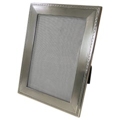 Antique English Sterling Silver Photograph / Picture Frame