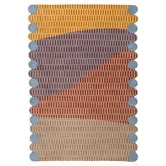 CC-Tapis Rug Couloir Paysage Au Soleil by Cristina Celestino for Maison Matisse