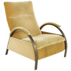 George Mulhauser for DIA Mid Century Reclining Lounge Chair