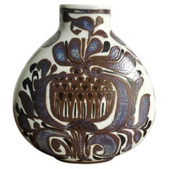 Royal Copenaghen Scandinavian Midcentury Ceramic Vase 1960s