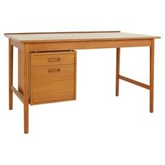 Folke Ohlsson for Dux Mid Century Teak Desk