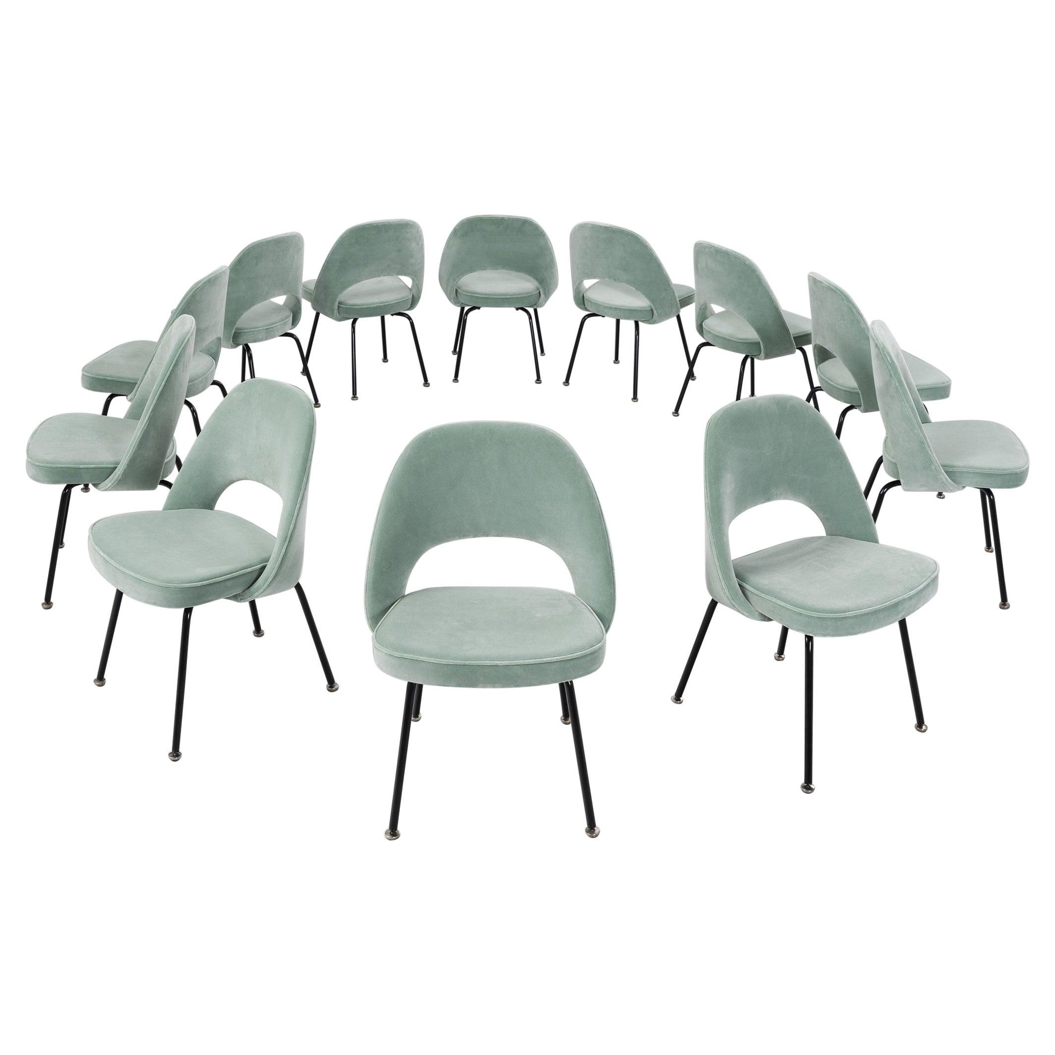 Eero Saarinen for Knoll International Dining Chairs