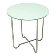 Chrome Coffee Table by Hynek Gottwald, 1930´s, Bohemia