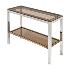 Willy Rizzo Console Table