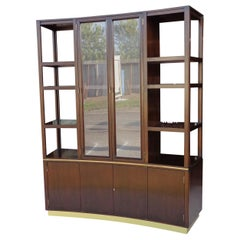 #6027 Edward Wormley for Dunbar Super Structure Display Cabinet